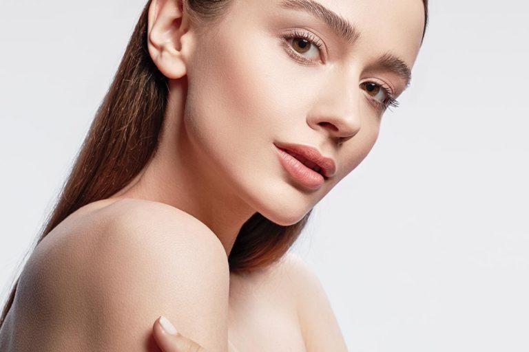 Jawline unterspritzen mit Hyaluronsäure bei M1 Med Beauty