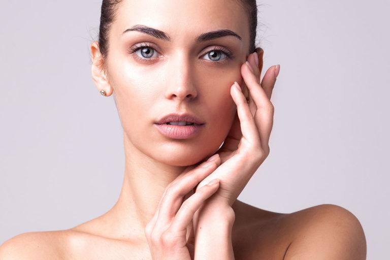 skinbooster Behandlung mit Hyaluronsäure bei M1 Med Beauty