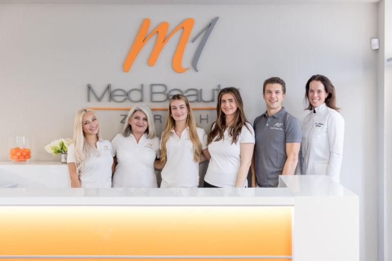 M1 Med Beauty Zürich Team