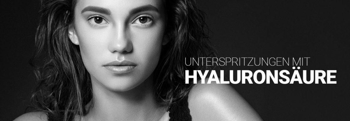 Faltenbehandlung mit Hyaluronsäure bei M1 Med Beauty