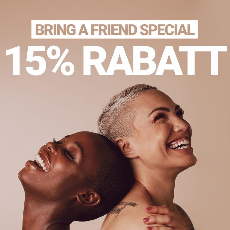 Bring a Friend Special