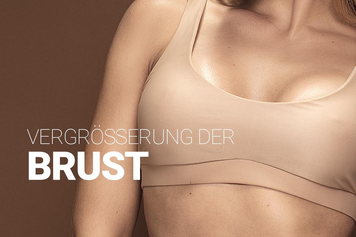 Brustvergrösserung, Operation der Brüste, Brustvergrößerung bei M1 Med Beauty, Vergrößerung der Brust durch erfahrene Ärzte